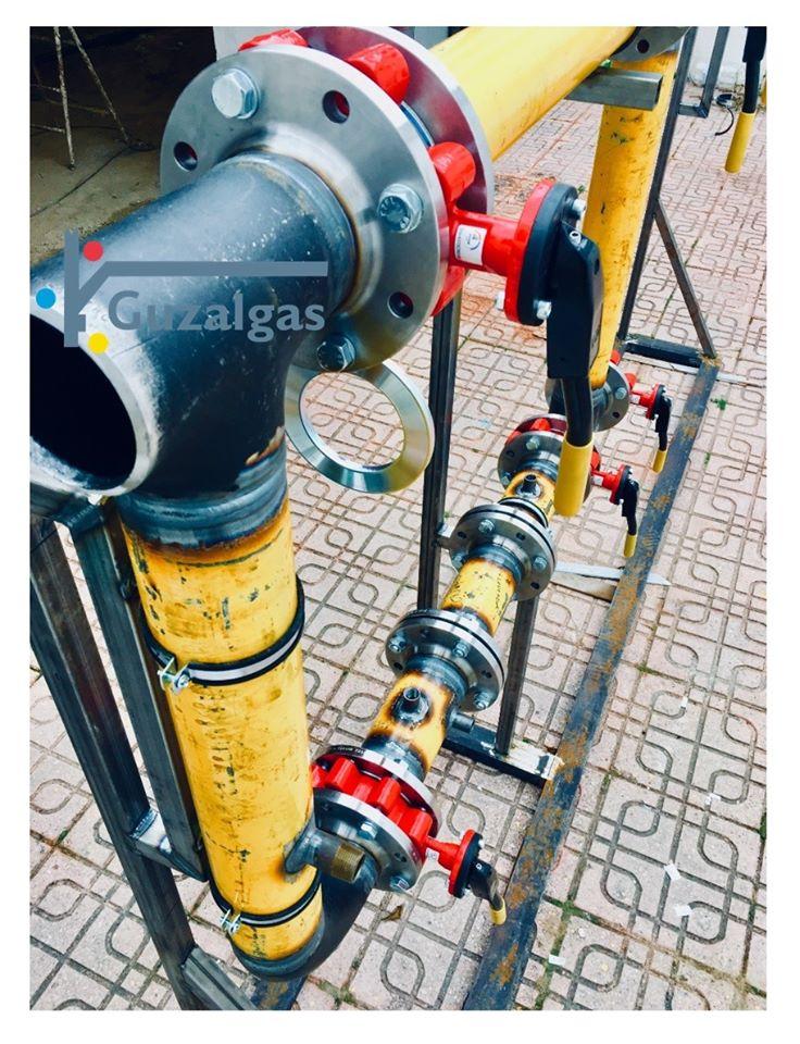 Mantenimientos Gas